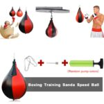 Pear-Shaped-Speed-Ball-Decompression-Vent-Boxing-Speed-Ball-Gym-Exercise-Speed-Ball-To-Send-Pump-Hook-dropshipping