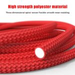 Heavy-Adjustable-Weighted-Skipping–Rope–Bearing-Weavon-Cable-Foam-Handle-for-Home-Gym–Workouts-Boxing