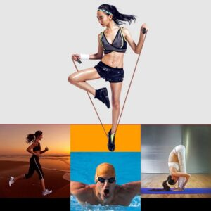 1Pcs Pro Leather Skipping Speed Rope Fitness Crossfit Exercise Gym Boxing Jump Exercise Sports Competition Athletics Gear