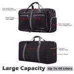 Gonex-40L-Travel-Luggage-Bag-Ultralight-Suitcase-Bags-Foldable-Packable-Handbag-for-Men-Women-Holiday-Weekend-Trip-Vacation