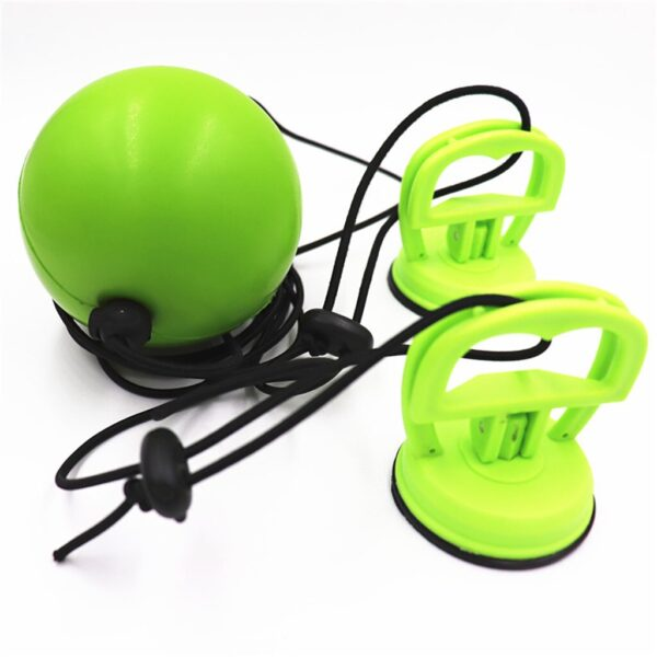 Suction Cup Boxing Reflex Speed Ball Hand Eye Reaction Training Punch Fight Ball Fitness Equipment Accessories#g30